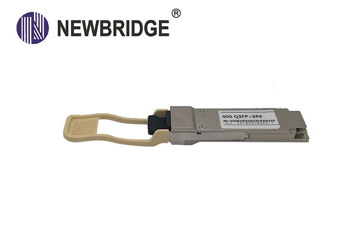 Cisco Compatible QSFP+ 40G Fiber Optic Transceiver 850nm 10km Distance